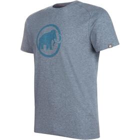Mammut Trovat Camiseta Hombre, peacoat melange